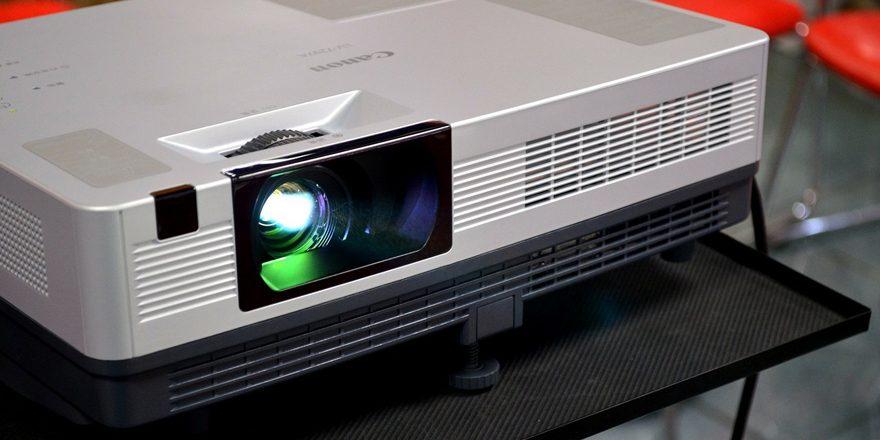 Køb en laser projektor til kontoret