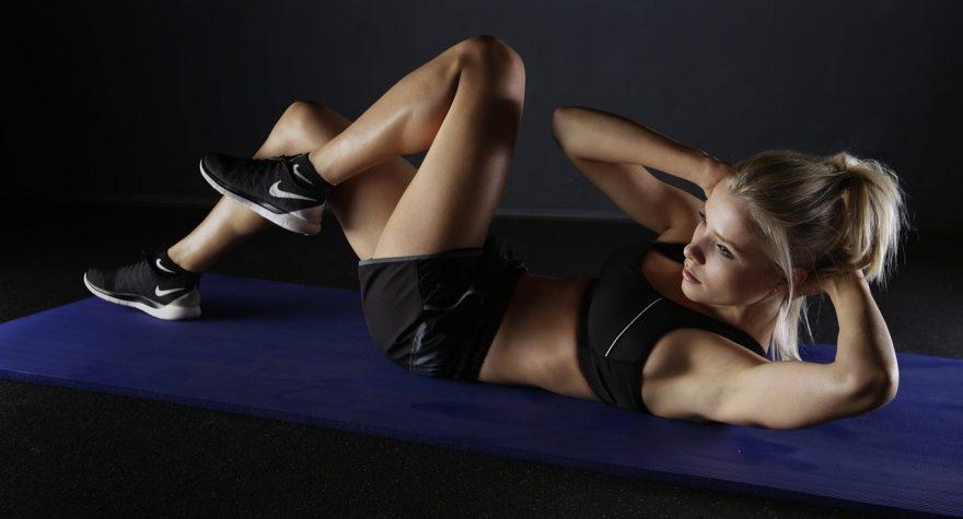 Fitness er en god begyndelse til et bedre liv