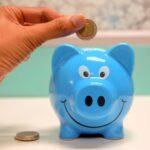 Penge i gris