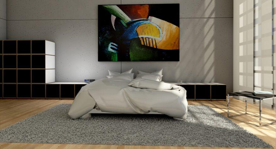Inspiration til soveværelse