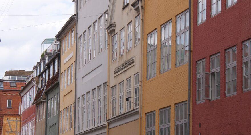 Lejligheder i København